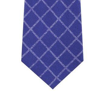 Men's Michael Kors Blue Silk Tie - NWT
